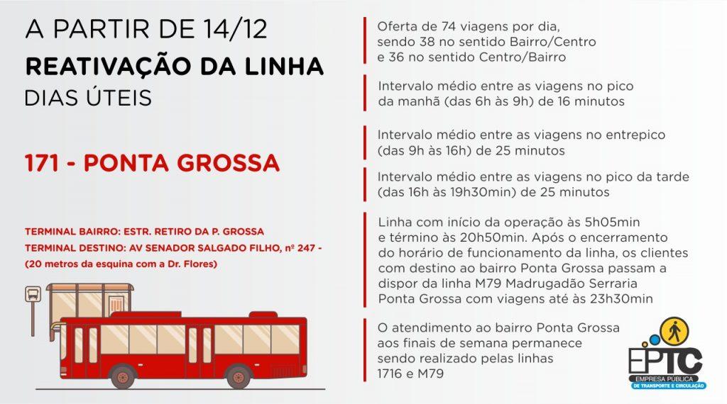 171 Ponta Grossa