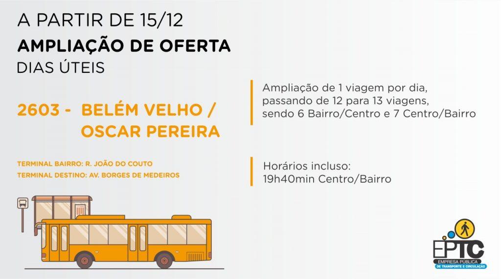 2603 Belém Velho