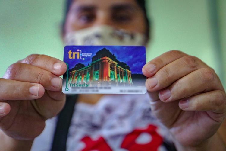 Cartão TRI Social