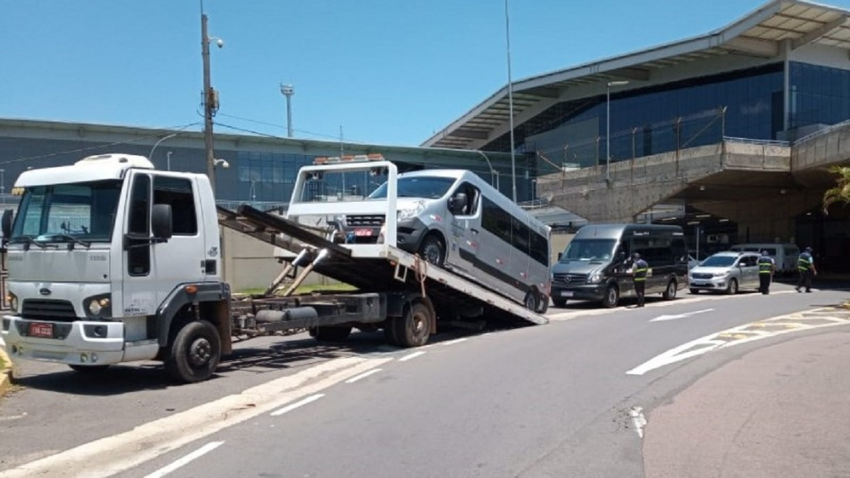 Ônibus Aeroporto de Fiscalização