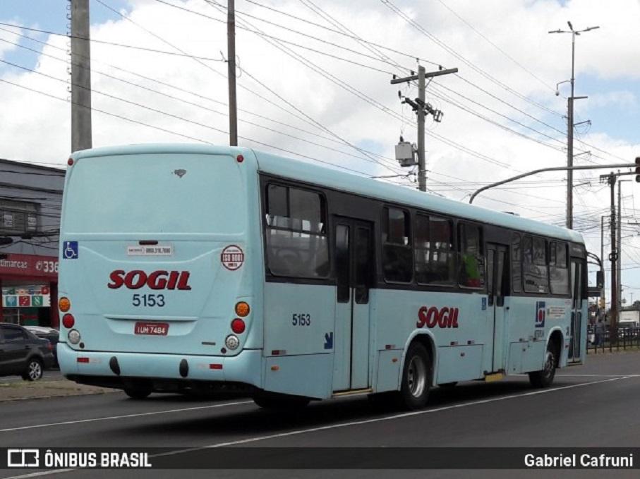 Ônibus da Sogil