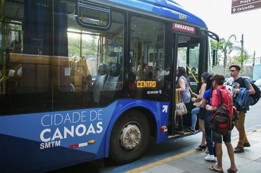 Ônibus Canoas