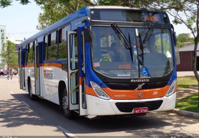 Ônibus Guaíba Expresso