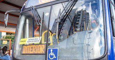 Ônibus em Canoas