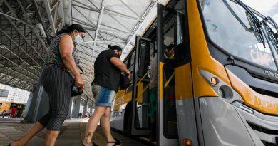 Ônibus em Porto Alegre RS