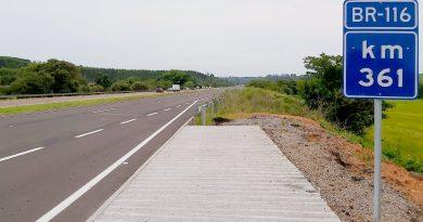 km 361 BR-116