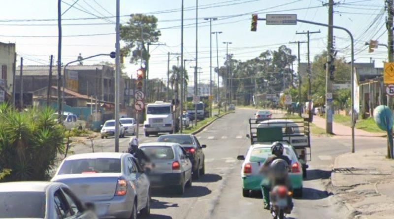 Avenida João Antônio Silveira