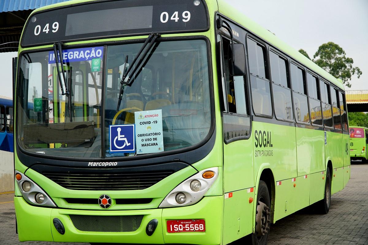 Ônibus de Canoas Sogal