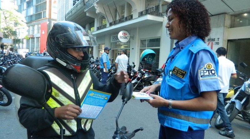 Trânsito Agentes
