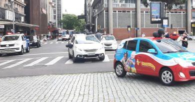 Carreata Porto Alegre