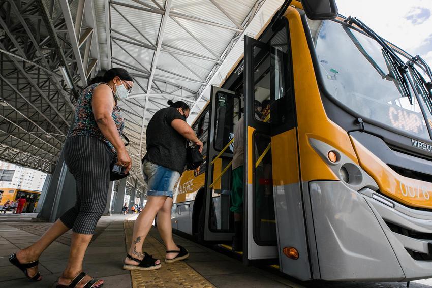 Ônibus Porto Alegre