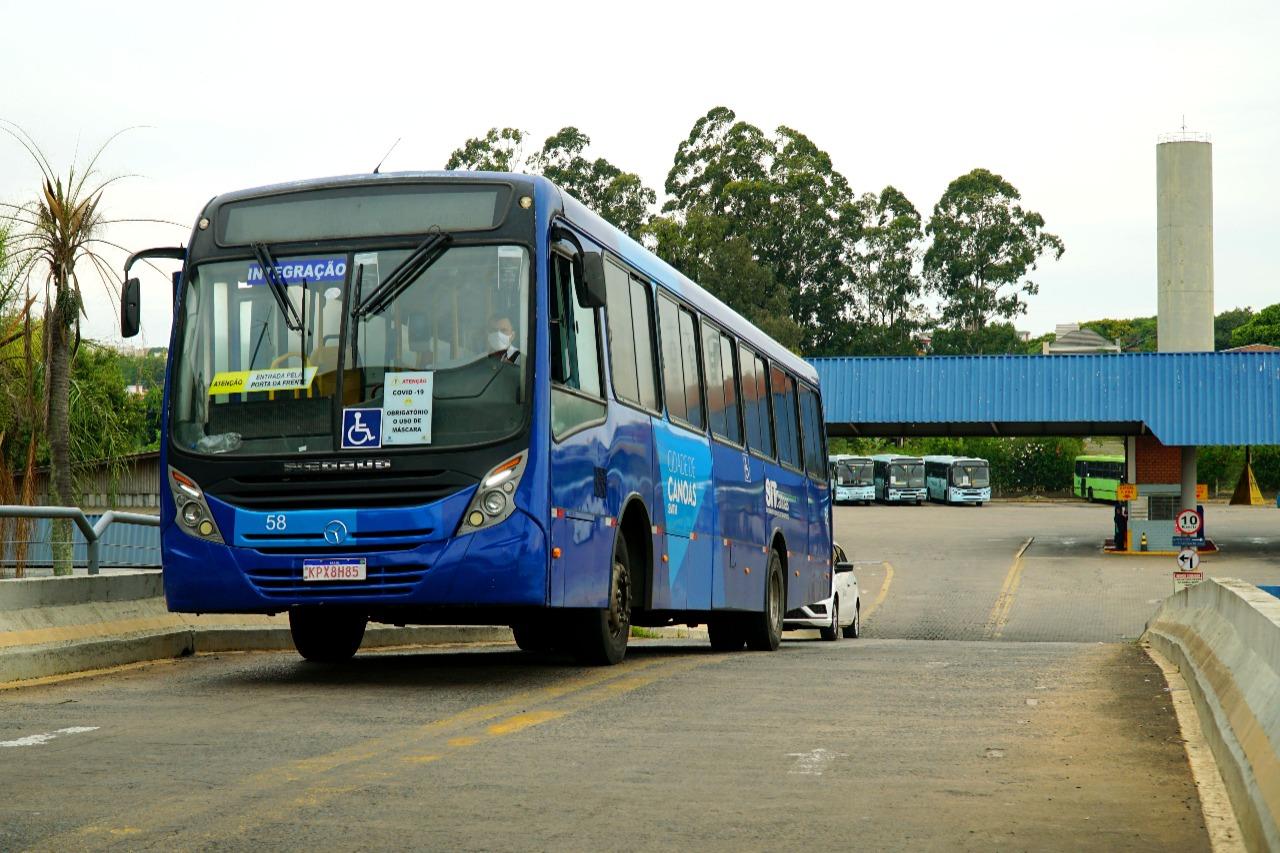 Transporte Ônibus Canoas