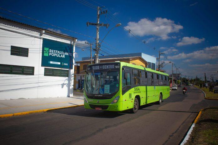 Canoas Ônibus