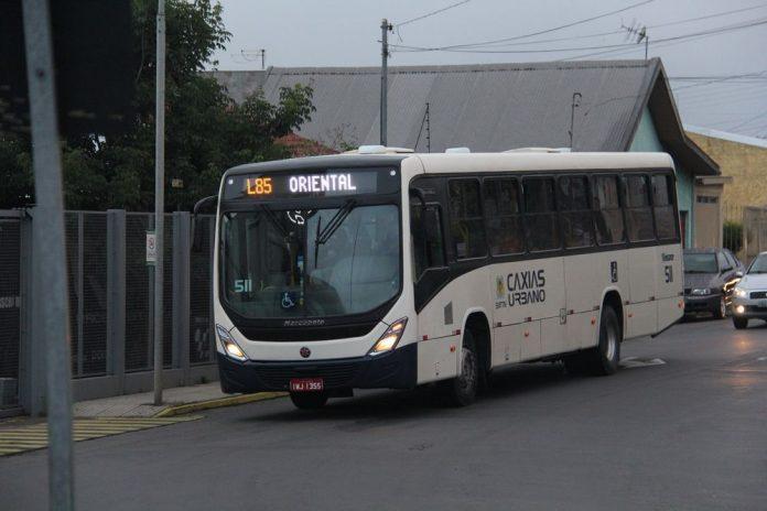 Ônibus Caxias do Sul
