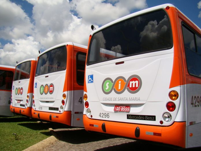 Ônibus Santa Maria