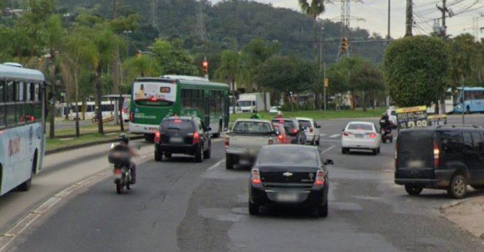 Avenida Bento Gonçalves Porto Alegre