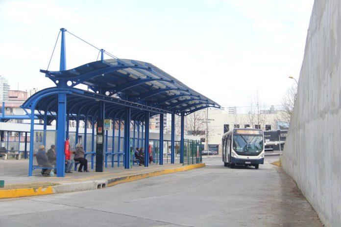 Ônibus em Caxias do Sul