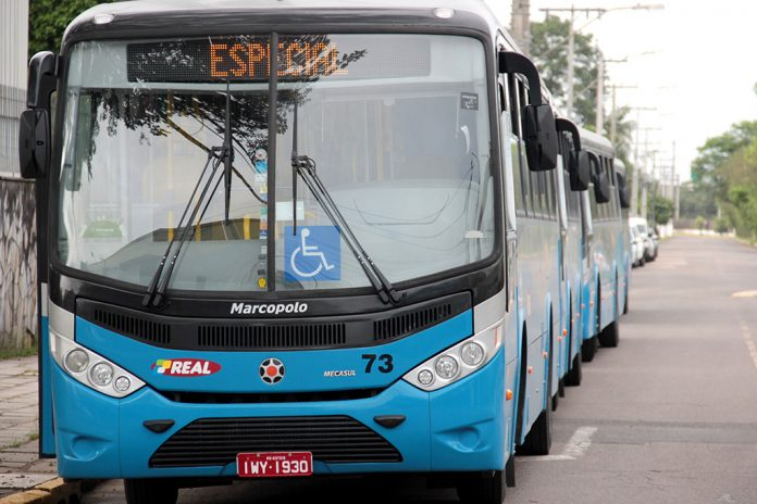 Ônibus Esteio