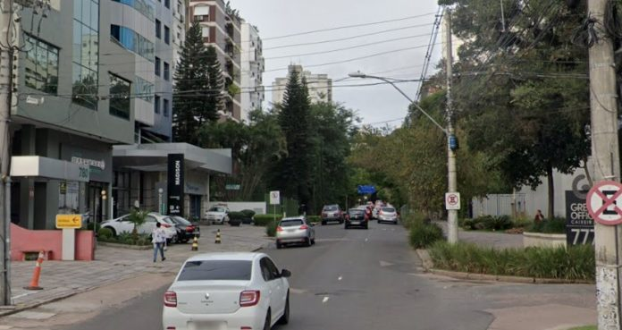 Rua Mostardeiro Porto Alegre