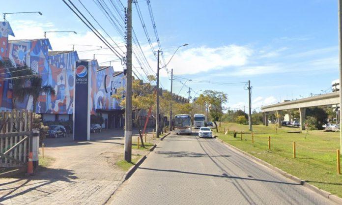 Avenida Severo Dullius
