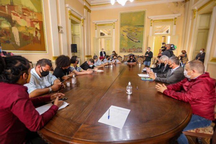 Reunião Carris Prefeitura
