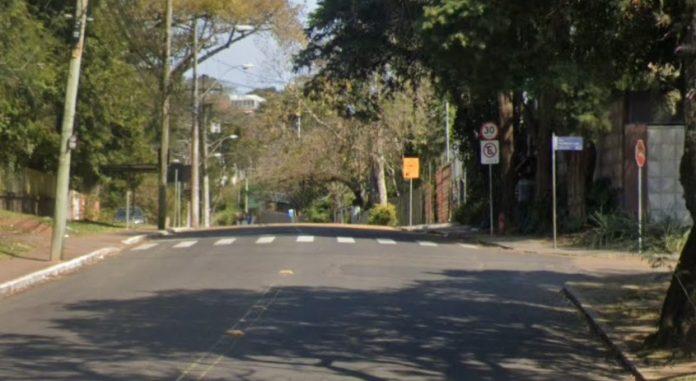 Rua Hipólito da Costa